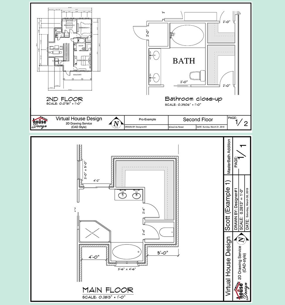 Virtual House Design – 3D Rendering